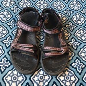 Teva Sandals Size 8.5 Ladies Sandals